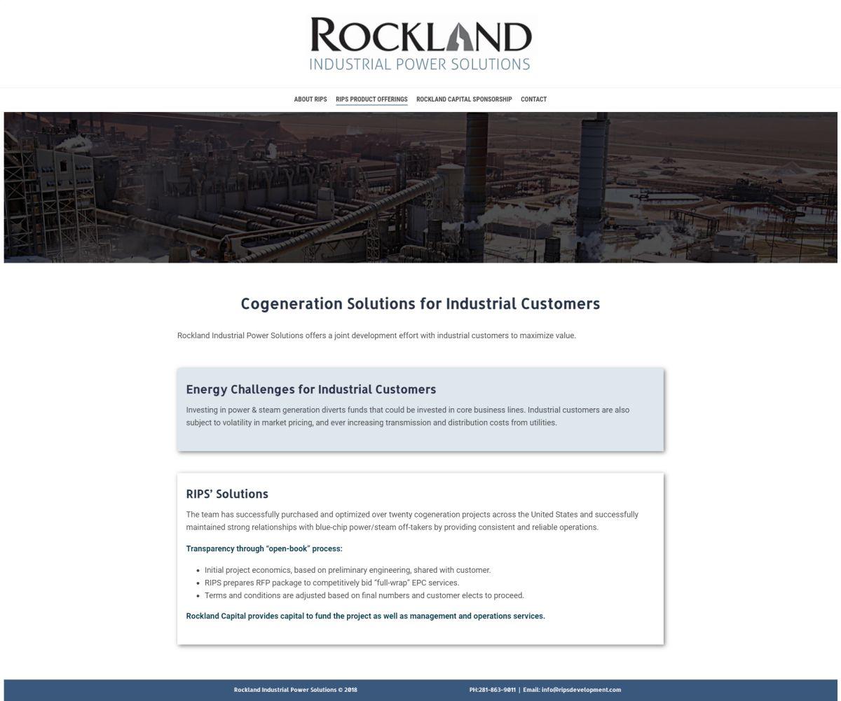 Oil-Gas-industry-website-design-the-woodlands-3