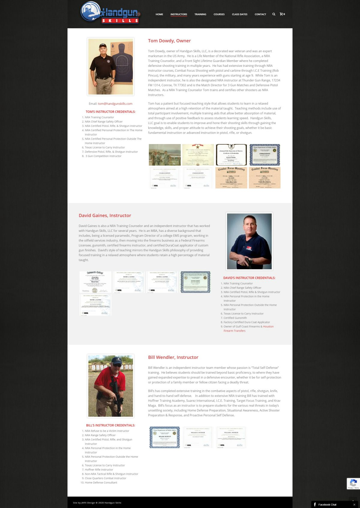 firearm-website-design-the-woodlands-3
