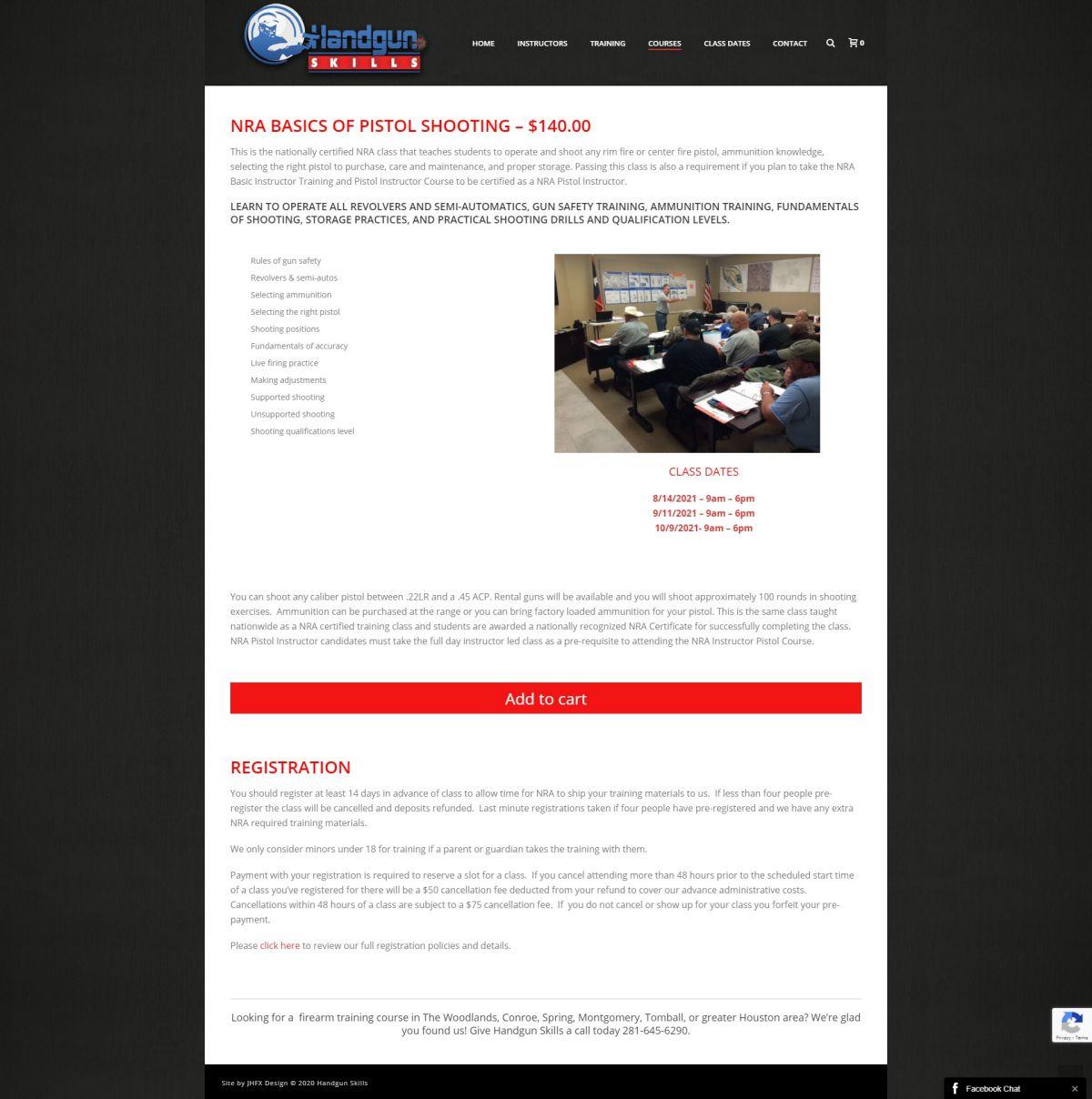 firearm-website-design-the-woodlands-4