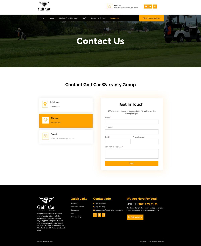 golf-cart-website--design-4
